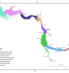 this hierarchical columbia river estuary ecosystem classification henceforth classification of the columbia river estuary  [ 3000 x 2400 Pixel ]