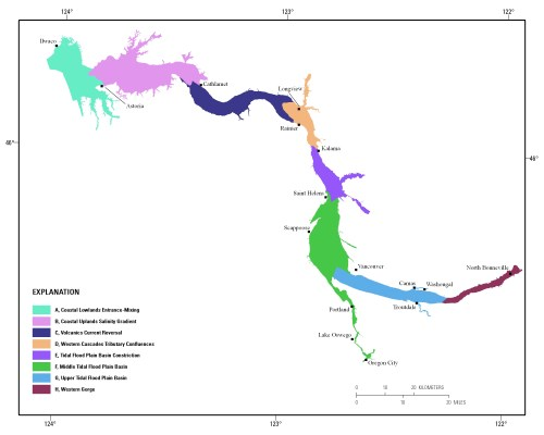 small resolution of this hierarchical columbia river estuary ecosystem classification henceforth classification of the columbia river estuary