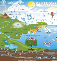 the water cycle for schools and students advanced students [ 1050 x 810 Pixel ]