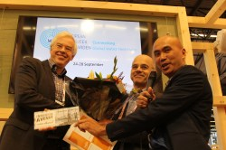 """Hans Wouters wint derde """"Innovation of the day award"""""""