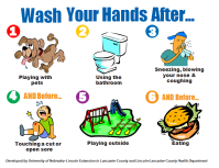 A Fun Way to Teach Kids about Hand-washing - Water Quality ...