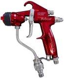 Spray gun air assited airless (air mixed) spray gun