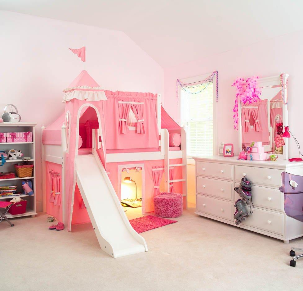 Tip Desain Interior Kamar Tidur Barbie