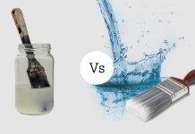 Cat Water Based VS Cat Minyak untuk Kayu