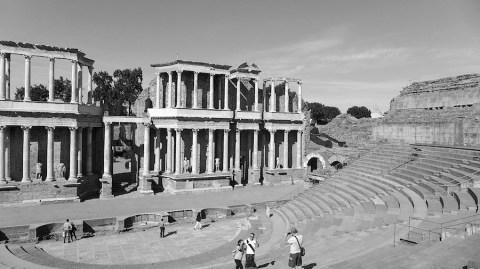 Roman Theatre / Teatro Romano, Mérida