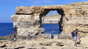 Azure Window Dwejra Bay Gozo Malta Dwejra Bay Gozo Malta P1000742