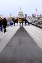 St Paul's Millennium Bridge