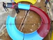 pembuatan waterboom , seluncuran fiber , jamur fiber (12)
