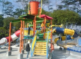 waterpark , seluncuran waterboom , waterslide , ember tumpah (8)