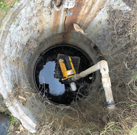 Applecross bore repair