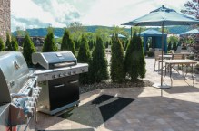 Outdoor BBQ at WaterClub