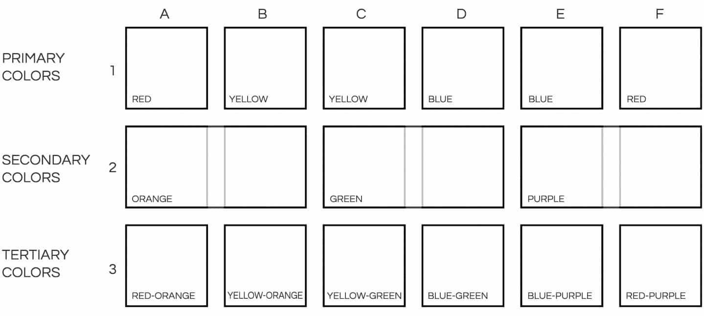 Guide to Recommended Watercolor Palette Colors