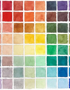 Example color chart small also how to make  watercolor mixing step by rh watercoloraffair