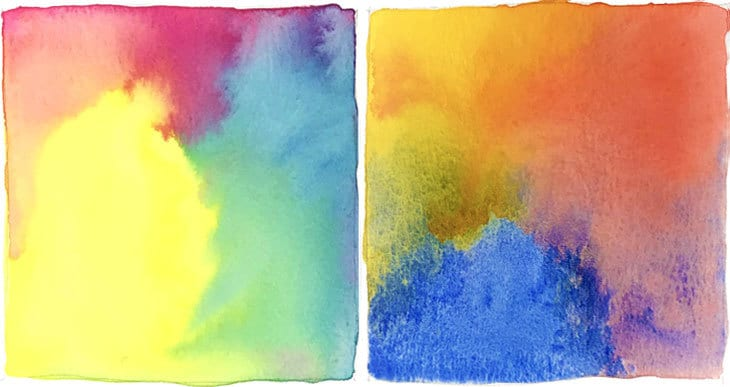 how to start watercolor