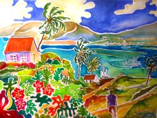Perry Kapsch, Caribbean Morning