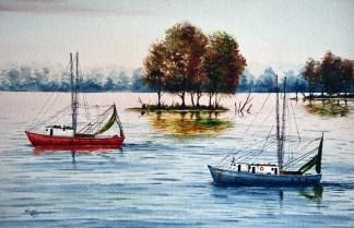 DAVIS MICHAEL Gulf Bound