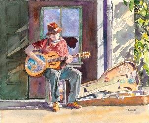 "Aronson, ""Side Street Blues"""