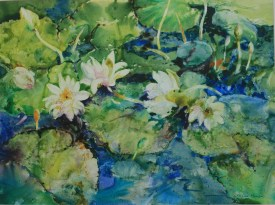"""Morrison, """"Jewels in the Water"""""""