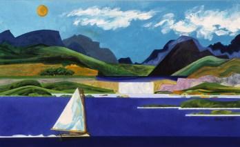"""Smith, """"A Sunday Sail"""""""