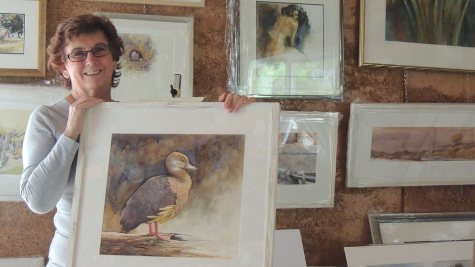 Penny Maddison – Watercolour; the absolute basics Workshop – Sun 22 March, 2020