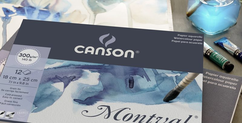 Canson – Paint, Paper, Play Workshop – Tue 31 March & Wed 1 April, 2020