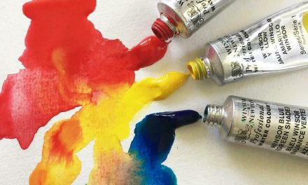 Dave Conlin – Free Colour Selection & Mixing Workshop with Winsor & Newton – Sat 4 & Sun 5 April, 2020