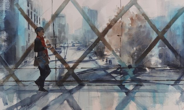Sue Hibbert – Solo Exhibition – Urban Spaces