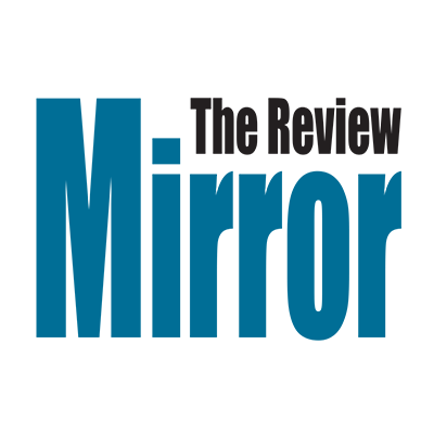 The Review Mirror Logo