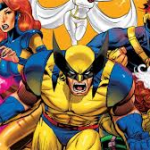 The Essence of Nerdy: The X-Men Animated Series Title Sequence … in Stop Motion