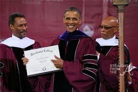 pres obama diploma