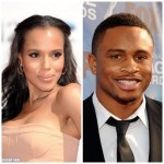 Kerry Washington's Incognito Marriage to Football Player Nnamdi Asomugha