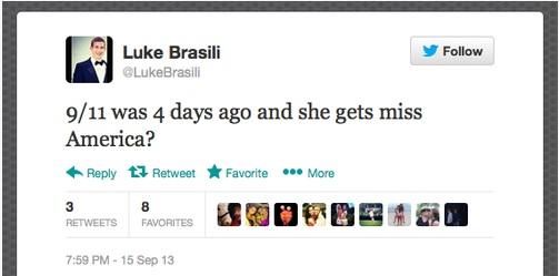 9-11 Tweet