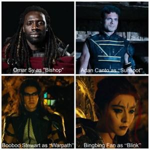 New X-Men characters