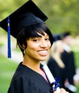 black-college-grad
