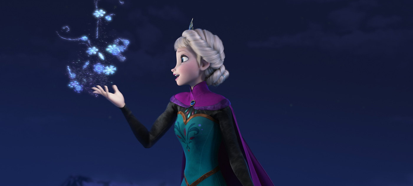 disney's 'frozen' left out little girls of coloragain