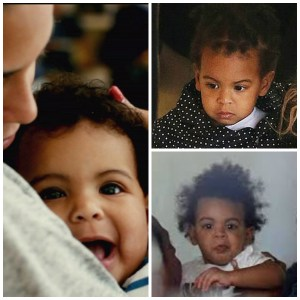 Blue Ivy Collage