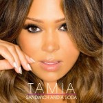 "Tamia Is Sexy and Simple on ""Sandwich And A Soda"""