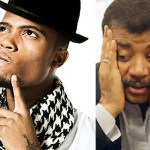 """B.o.B Thinks The Earth Is Flat On His Neil DeGrasse Tyson """"Diss Track"""""""