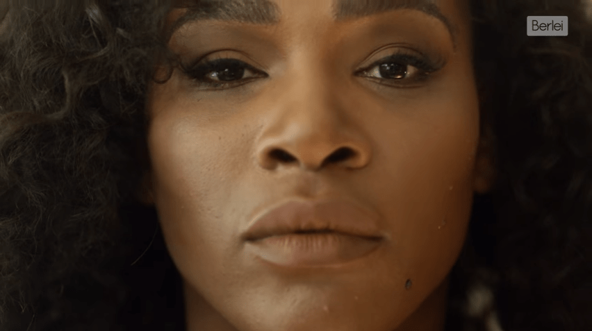 Serena Williams' new underwear ad is the 'who 'gon check me boo?' of underwear ads