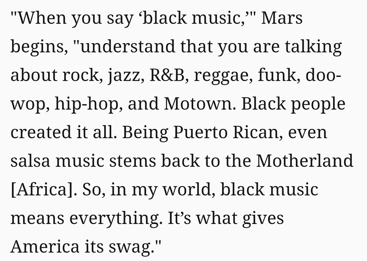 Bruno Mars and the appropriation of Black music - WaterCoolerConvos