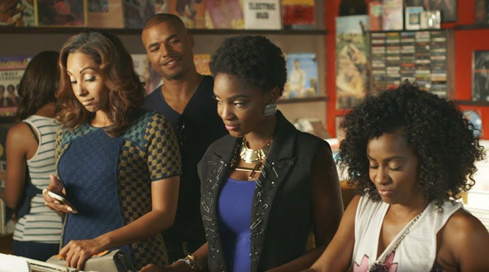 "WATCH: Issa Rae's new star-studded web series ""Milk + Honey"""