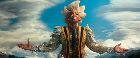 Oprah, Wrinkle In Time, Ava DuVernay