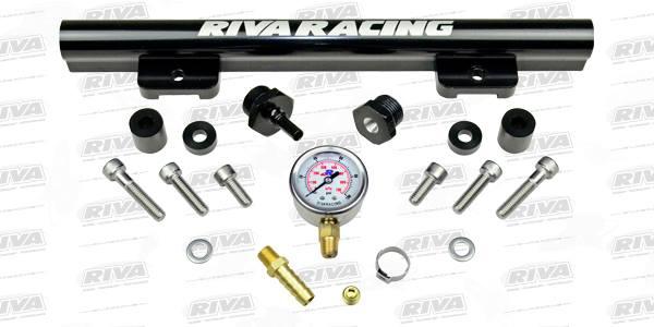 New Goods: RIVA Racing's Yamaha 1.8L Billet Fuel Rail