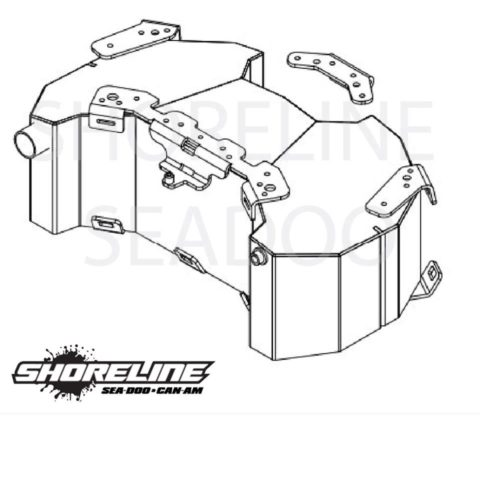 Shoreline Sea-Doo Develops Auxiliary Fuel Tank for ST3