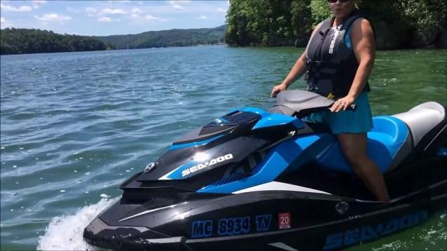 Jetski Trip to Norris Lake TN