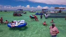 Crab Island, Destin Florida – Panhandle PWC