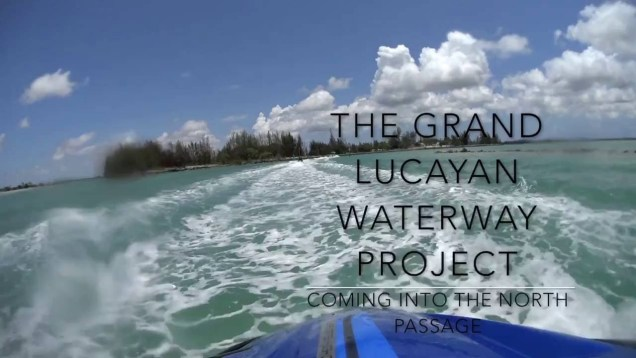 Grand Lucayan Waterway (Grand Bahamas Waterway)
