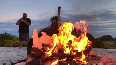 Horn Island Camping Trip 2016