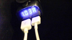 How To: 12 Volt DC Outlet Voltmeter and USB Device Charger for Your PWC