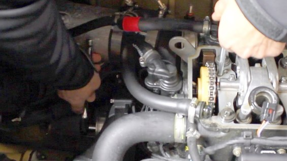 How To: Supercharger Clutch Slipping Moment Check (Sea-Doo Jet Ski)